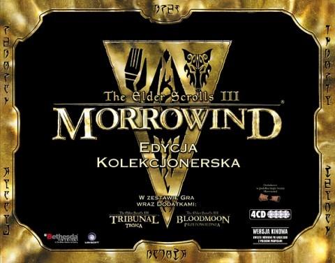 Morrowind - Edycja Kolekcjonerska