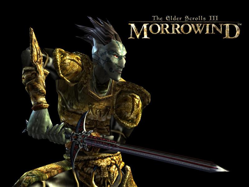 Morrowind - Dunmer